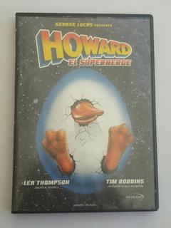 Dvd Howard: El Superheroe Original - Marvel - Germanes
