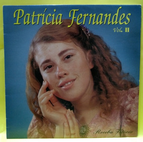 Lp Disco Vinil Patrícia Fernandes - Receba Vitória Vol2