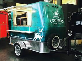 Food Truck Mactrail Monterrey 100 S Patentado