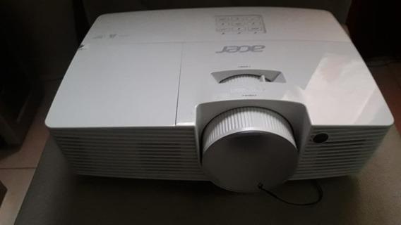 Projetor 3d 3600 Lumens Essential X117h Branco Acer