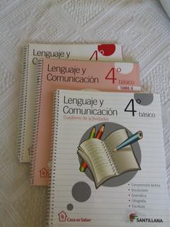 Lenguaje 4° Casa Del Saber
