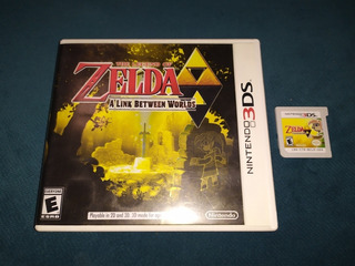 Zelda A Link Between Worlds Nintendo 3ds