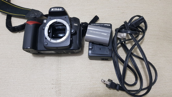 Câmera Nikon D90 - 13.680 Cliques - Com Defeito Sem Garatia