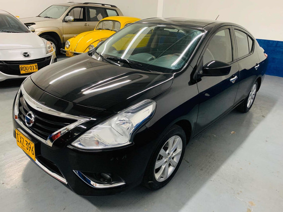 Nissan Versa Advance 1.6 Mt F.e