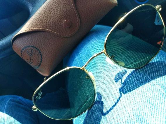 Óculos Ray Ban Hexagonal Original