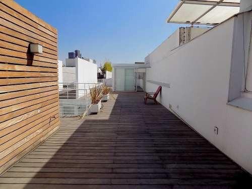 Penthouse En Venta Polanco Con Amplio Roof Garden Privado