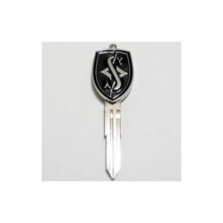 Nissan Silvia / 240sx Key Blank - Negro