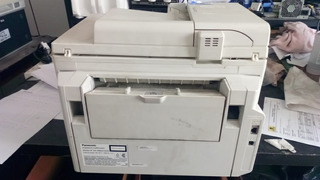 Impresora Multifunción Panasonic Kx-mb2010 Imprime Mal