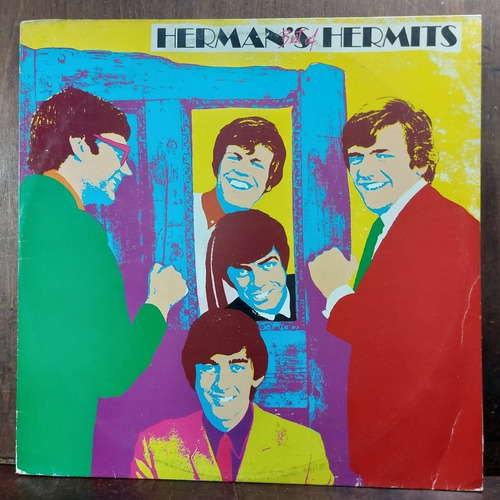 Vinil Lp Herman's Hermits