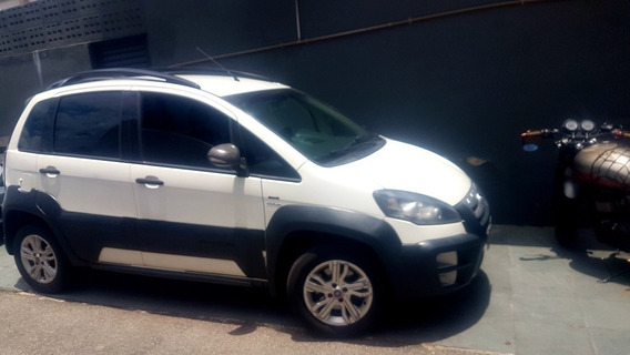 Fiat Idea 1.8 16v Adventure Flex Dualogic 5p 2012