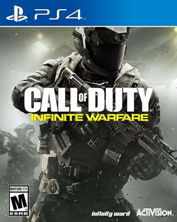 Juego Playstation Call Of Duty Infinite Warfare / Makkax