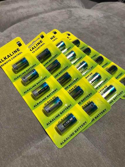 Bateria Pilha 4lr44 6v Coleira Anti-latido 10unidades