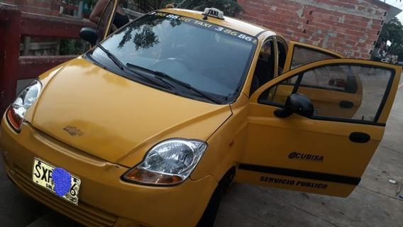 Taxi Venta Regalo Chevrolet Spark 7:24