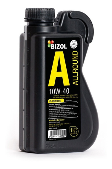 Aceite Bizol 10w40 Por Mayor Y Menor (distribuidor)