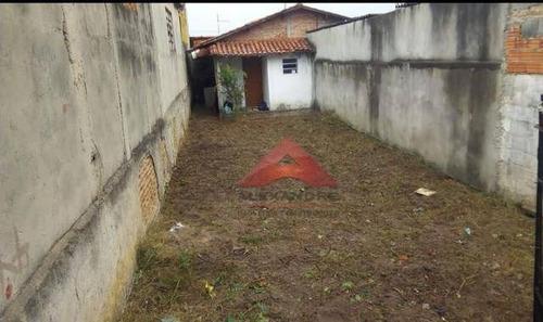 Terreno À Venda, 140 M² Por R$ 159.000,00 - Vila Tesouro - São José Dos Campos/sp - Te0679