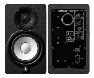 Par Yamaha Hs5 Monitor Estudio Activo Para Interface Cuotas