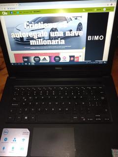 Notebook Dell Vostro 14 Seminueva Oportunidad!! Poco Uso!
