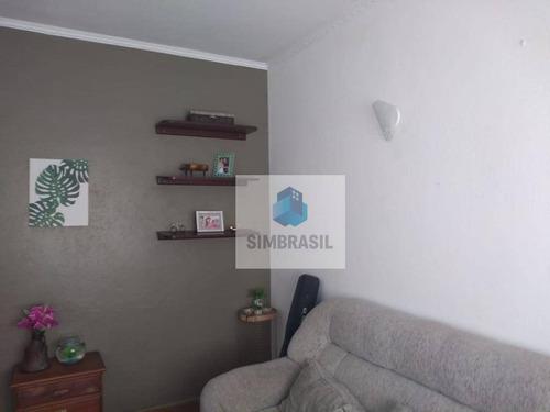 Imagem 1 de 16 de Casa Com 3 Dormitórios À Venda, 190 M² Por R$ 500.000,00 - Jardim Bela Vista - Campinas/sp - Ca1496