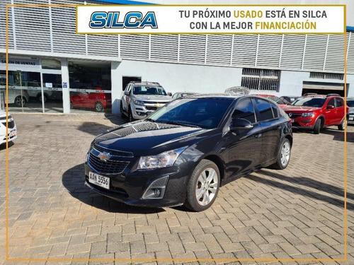 Chevrolet Cruze Ltz 2014 Negro 5 Puertas
