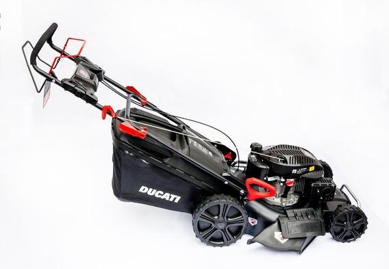Cortacesped Podadora Autopropulsado 6hp Ducati Dlm5300