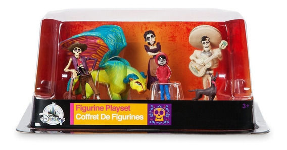 Disney - Coco Set De Figuras Original