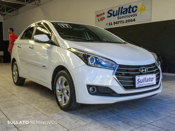 Hyundai Hb20s 1.6 Premium Aut. Flex 29mil Km Novíssimo