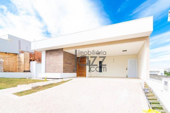 Oportunidade Casa Térrea No Swiss Park Campinas Apenas R$950mil - Ca5030