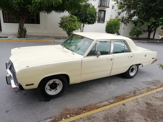 Dodge Plymouth Valiant 6 Cilindros