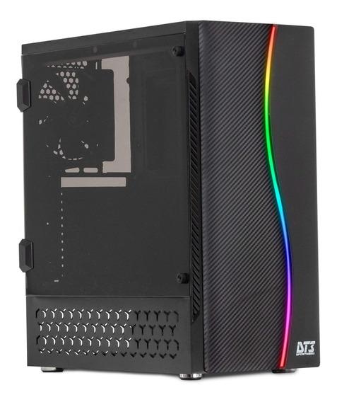 Pc Gamer Amd Athlon/memória 8gb/hd 1tb/vídeo Rx 550 2gb Gddr