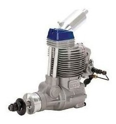 Magnum 120fs 4t Blue Line Aero Rc Ringed Engine (mkii) 21087