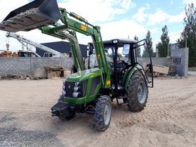 Tractor Con Pala Incluida 4x4 Doble Tracción Tipo John Deere