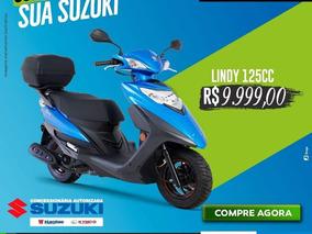 Suzuki Lindy 125cc .