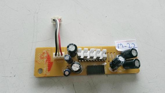 Placa Amplificador Áudio 715l1144-1-io Monitor Aoc Lm722