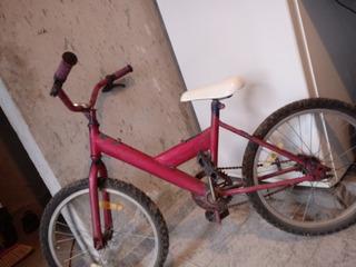Bicicleta Usada Rodado 18-20