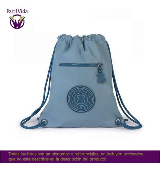 Mochila Juvenil Niña Textil 995810416 Tous Fcar