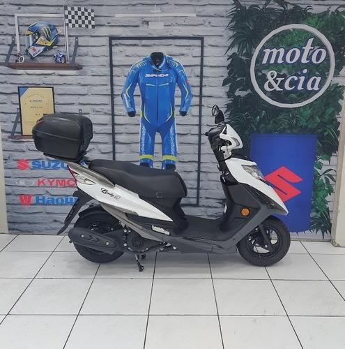 Imagem 1 de 11 de Haojue Lindy 125 Cbs 2021 - Moto & Cia