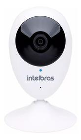 Câmera Ip Intelbras Ic3 Mibo Wifi + Cartao Mem 64gb Adata