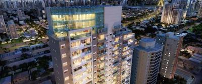 Apartamento Com 1 Dormitório À Venda, 41 M² Por R$ 517.000 - Brooklin - São Paulo/sp - Ap0376