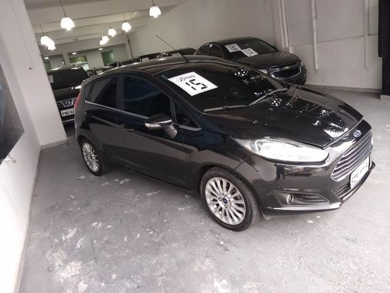 New Fiesta 1.6 Completo Automatico