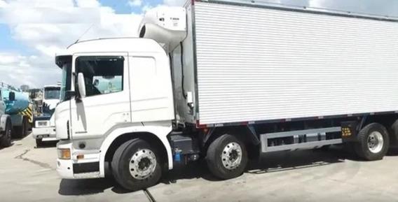 Scania P310 Refrigerada Ano 2016 Entrada $ 30 Mil + Repasse