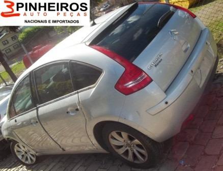 Imagem 1 de 5 de Citroen C4 Hatch Sucata Peças- Motor Caixa Câmbio Porta