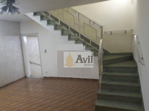 Salão Para Alugar, 180 M² Por R$ 4.500/mês - Penha De França - São Paulo/sp - Sl0032