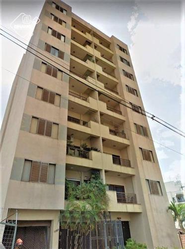 Apartamento Com 1 Dormitório, 49 M² - Venda Por R$ 160.000,00 Ou Aluguel Por R$ 600,00/mês - Centro - Ribeirão Preto/sp - Ap2854