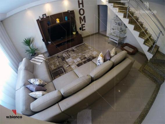 Sobrado Com 3 Dormitórios À Venda, 146 M² Por R$ 609.000,00 - Parque Das Nações - Santo André/sp - So0351