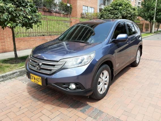 Honda Cr-v Crv 4x4 Automatica 2012