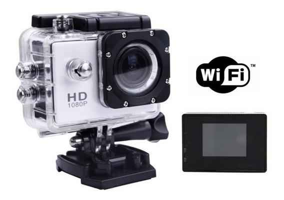 Camera Sports Wifi Full Hd 1080 Modelo X4000 Prova D