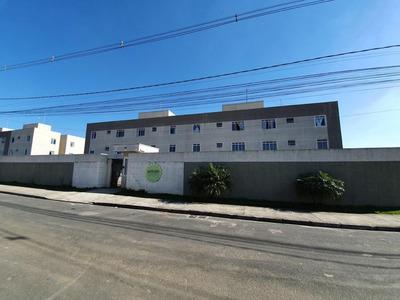 Apartamento Com 2 Dormitórios À Venda, 41 M² Por R$ 130.000 - Palmital - Colombo/pr - Ap0463