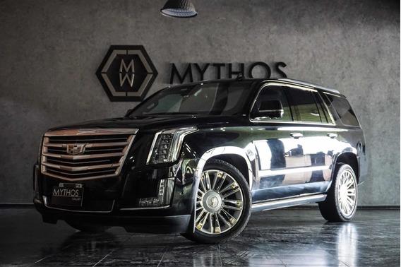 Cadillac Xt5 3.7 Platinum Blindaje 4 Plus 2018