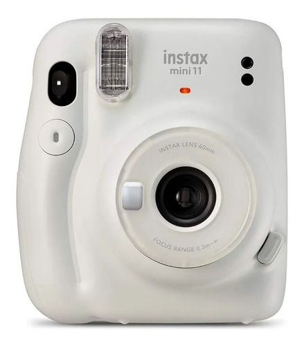 Camara Instantanea Fujifilm Instax Mini 11 Flash Colores