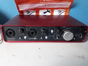 Interface De Audio Focusrite 2i4